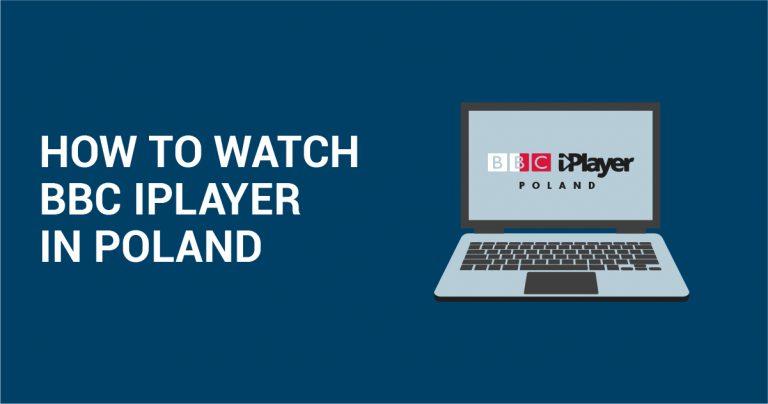 Polonya'da BBC iPlayer nasıl izlenir?