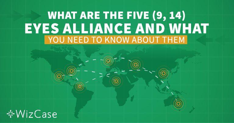 Herhangi Bir VPN Seçmeden Önce Beş, Dokuz Ve 14 Göz İttifakını Anlayın!