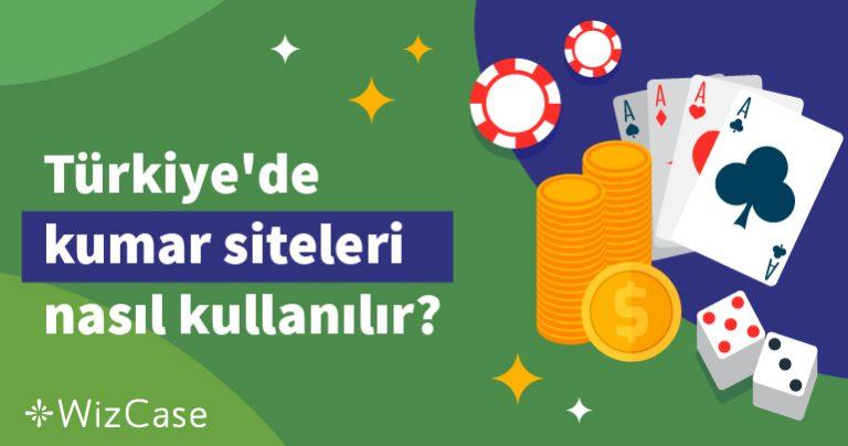 Türkiye'de kumar siteleri nasıl kullanılır?