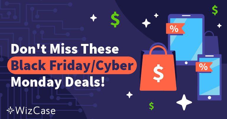 2019 Yılının En İyi Black Friday ve Cyber Monday İndirimleri Wizcase