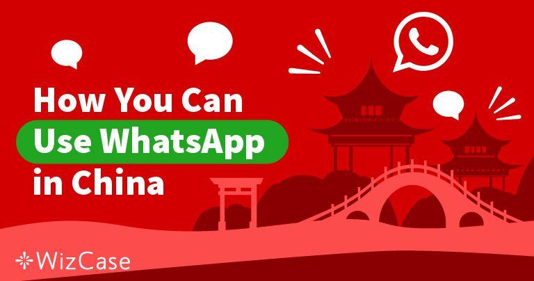 Çin'de WhatsApp'ın Bloğunu Ücretsiz Kaldırma