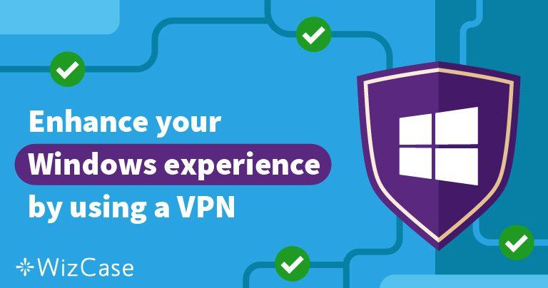 Windows 7, 8, 10 için En İyi 5 VPN + Kurulum Rehberi