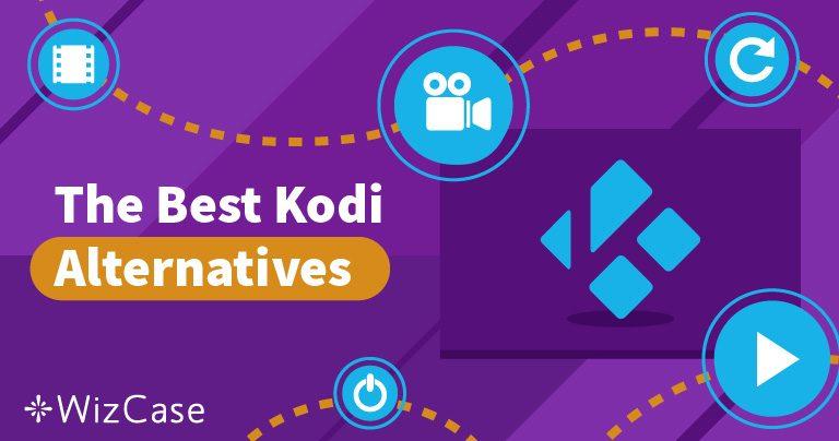 2019'da Live TV, Film ve Akış için En İyi 5 Kodi Alternatifi