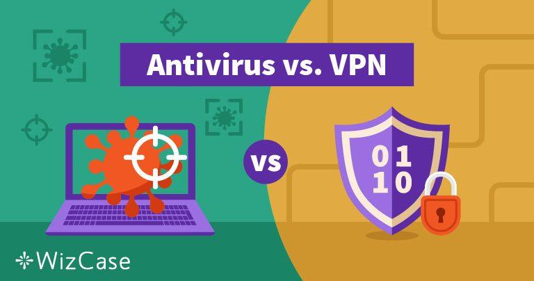 Antivirüs vs VPN: Gerçekten İkisine de İhtiyacınız Var mı