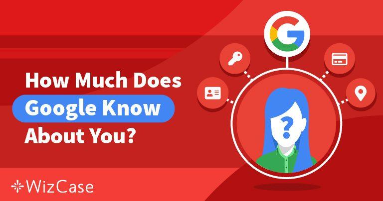 Gizliliğinizi Yönetin: Google Hakkınızda Ne Biliyor & Ne Yapabilirsiniz Wizcase