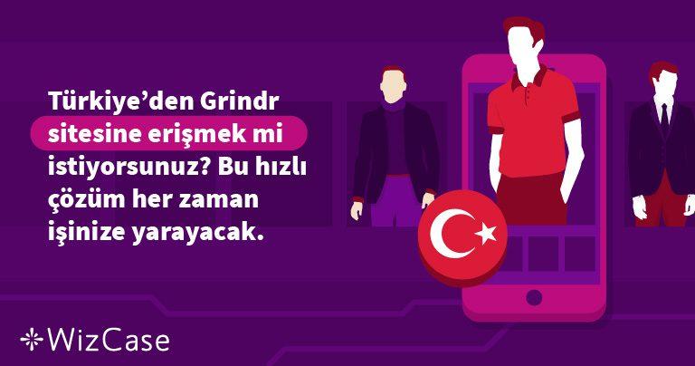 Türkiye'den Grindr sitesine erişmek mi istiyorsunuz? Bu hızlı çözüm her zaman işinize yarayacak.