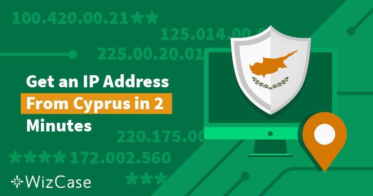 2 Kolay Adımda Kıbrıs IP Adresi Almak