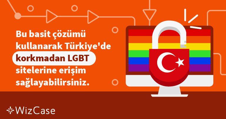 Türkiye'de LGBT sitelerine nasıl erişilir? Wizcase