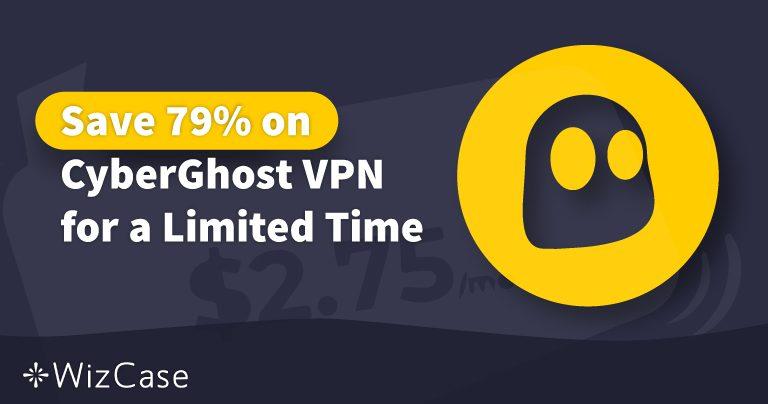 Geçerli CyberGhost VPN Kuponu 2020: %79'a Varan İndirimler Wizcase