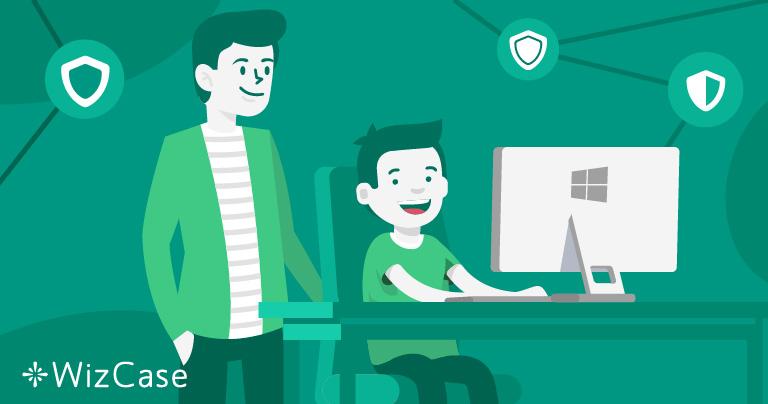 2021 Yılında Windows'taki En İyi 5 Ebeveyn Denetimi Programı